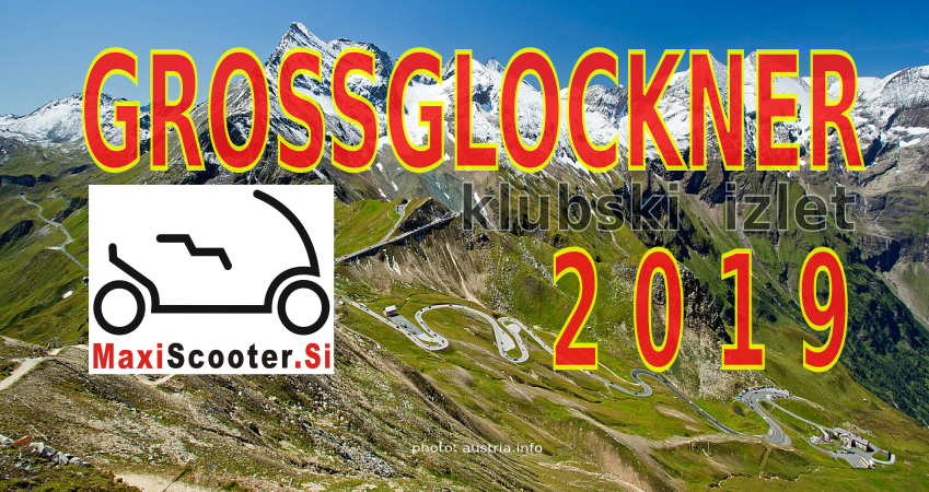 MaxiScooter.Si Grossglockner2019 intro